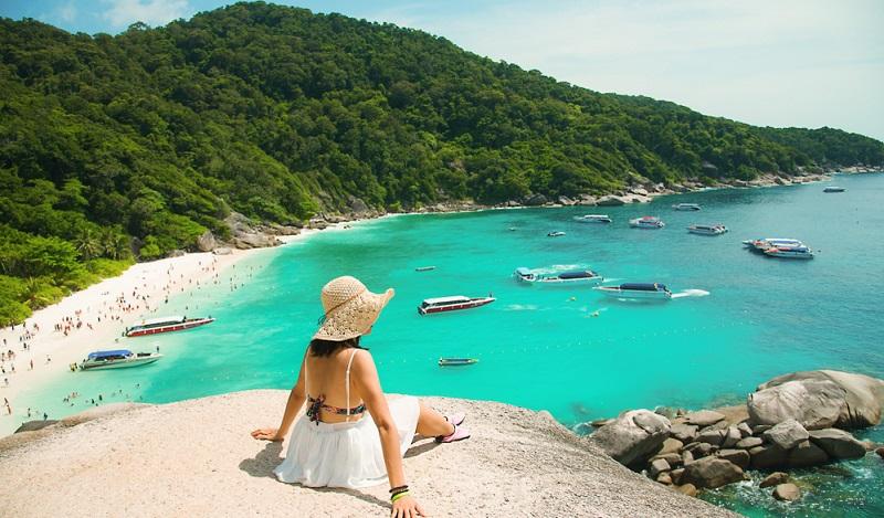 Die Similan Islands sind selbst ohne zu tauchen schon ein Ausflug-Highlight für sich.